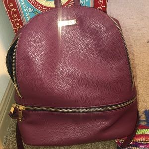 Maroon Aldo Backpack